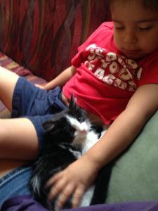 Tomas and Santi